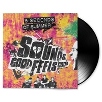 "5SOS Sounds Good Feels Good 12"" Vinyl"