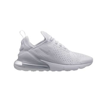 Nike Men's Air Max 270 Triple White