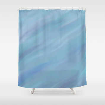 Ocean Breeze Shower Curtain by Lena Photo Art