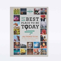 Lonely Planet Best Place To Be Today Book - Urban Outfitters