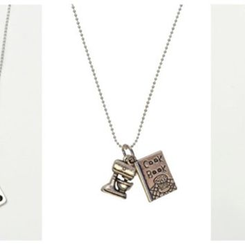 Baker Lovers Necklaces-Perfect Holiday Gifts-6 Styles