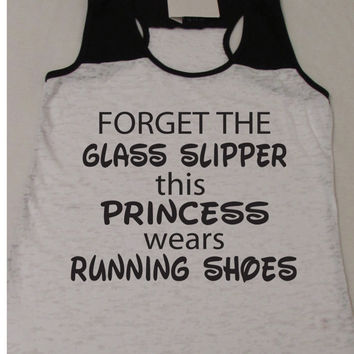 Forget the glass slipper this PRINCESS wears RUNNING SHOES Motivation. Fitness. Marathon.