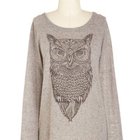 Look Hoots Here Top