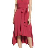 Vince Camuto Sleeveless High/Low Dress | Nordstrom