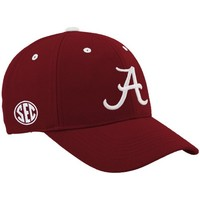 Top of the World Alabama Crimson Tide Crimson Triple Conference Adjustable Hat