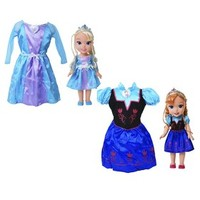 Disney Frozen Doll & Dress Collection