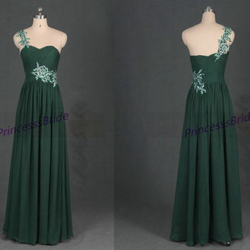 Best Green Prom Dresses 2014 Products on Wanelo