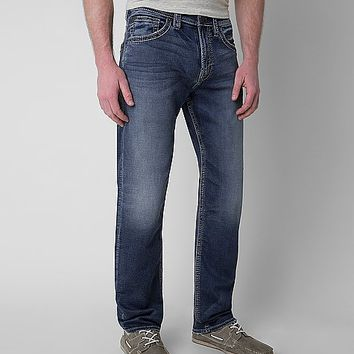 Silver Hunter Straight Jean