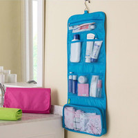 Hanging Toiletry Bag Portable Travel Cosmetics Toiletries Hotels Organizer