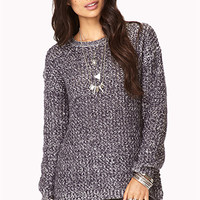 Cozy Marled Sweater | FOREVER 21 - 2060976310
