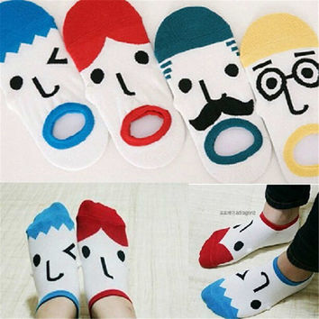 Womens Girls Funny Casual Sports Ankle Socks Best Gift