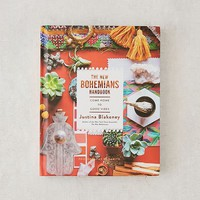 The New Bohemians Handbook By Justina Blakeney   Urban Outfitters