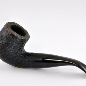 Vintage Estate Smoking Pipe - Briar Pipe - Brooks - C1960