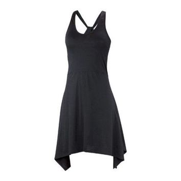 Women's Ibex Carmen Dress Black | Overstock.com Shopping - The Best Deals on Casual Dresses
