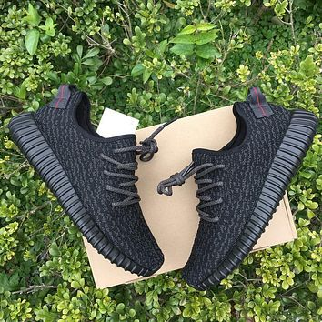 Adidas Yeezy Boost 350 Black 36 46 | Best Deal Online