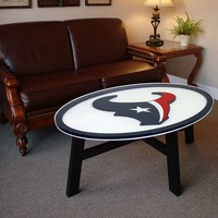 Houston Texans Coffee Table (Black)