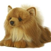 "Miyoni Pomeranian Dog 11"" by Aurora"