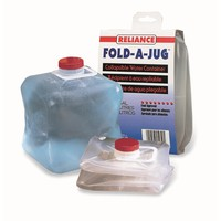 Reliance Fold-A-Jug Collapsible Water Container