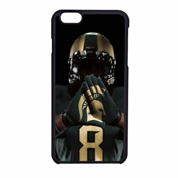 Nike Michigan State Spartans Football iPhone 6 Case