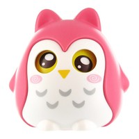 Owl Money Coin Bank Small - Pink