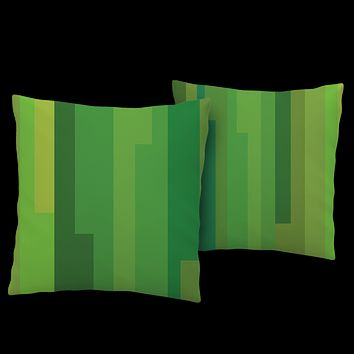 JBDSGND | LAX Green Meadows Pillow