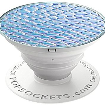 PopSockets: Collapsible Grip & Stand for Phones and Tablets - Iridescent Snakeskin