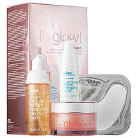Bliss Good To Glow! Triple Oxygen® Radiance Enhancing Skincare Set