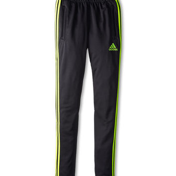 adidas Kids Youth Tiro 13 Training Pant (Little Kid/Big Kid) Night Grey/Solar Yellow - Zappos.com Free Shipping BOTH Ways