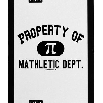 Mathletic Department Black Jazz Kindle Fire HD Cover by TooLoud