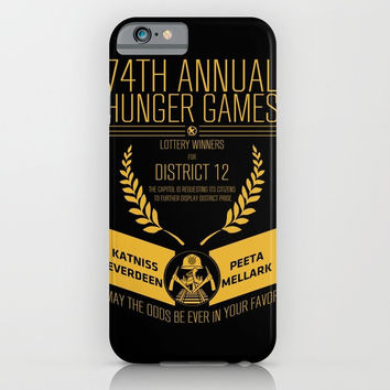 Hunger Games Catching Fire Quotes iphone case, smartphone