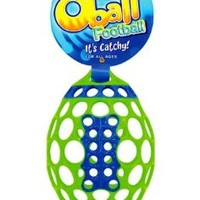 "Rhino Toys, 6"" Oball Football, (Colors/Styles Vary)"