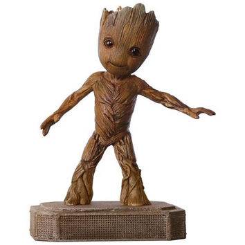 Guardians of the Galaxy Vol. 2 Groovin' Groot Musical Ornament