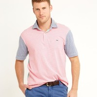 Party Stripe Jersey Polo