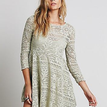 FP Beach Womens Spring Date Dress