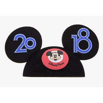 Disney Parks 2018 Mickey Ear Hat Antenna Pencil Topper New with Tags