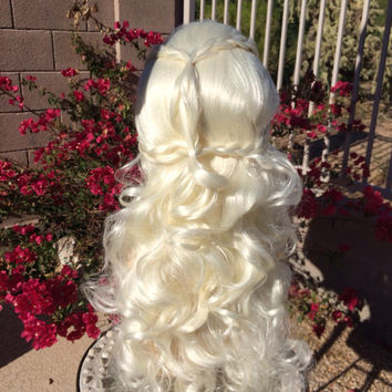 Couture Daenerys Game of Thrones Mother of Dragons Wig