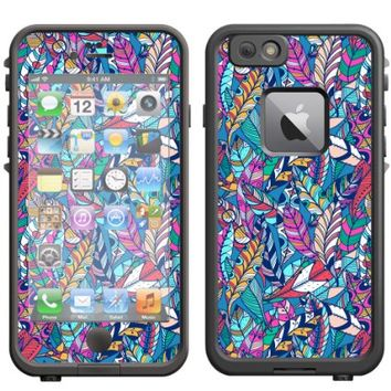 Decalrus - Protective Decal Skin Sticker for iPhone 6 6s Lifeproof Case Fre Case skin skins case cover wrap LPiphone6Fre-209