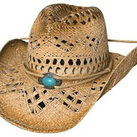 Bullhide Lost In Love Toyo Straw Cowgirl Hat - Sheplers