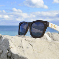 Eco-Friendly Limited Edition FLOATING Bamboo Sunglasses