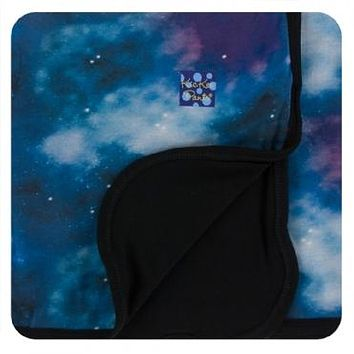 Kickee Pants Print Stroller Blanket Astronomy & Chemistry Collection