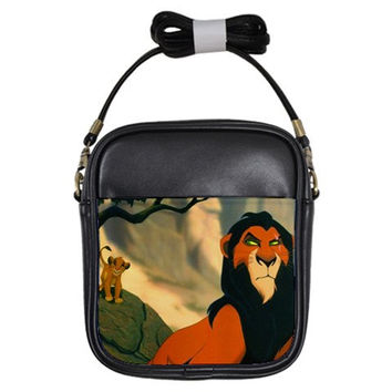 Th Lion King Scar Crossbody Bag