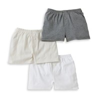 Burt's Bees Baby™ 3-Pack Boxers in Multicolor