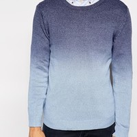 Native Youth Ombre Knitted Jumper