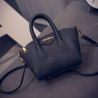 New Lady Leather Handbag Shoulder Bag Fashion Lady Messenger Crossbody Bag Girl Purse Tote Women Satchel Gift