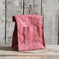 Peg and Awl Marlowe Lunch Bag Radish