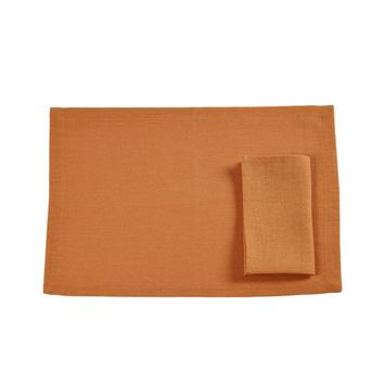 Polylin Placemats by Libeco | 14 colors