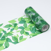 mt CASA Shade Washi Tape for Windows Leaf