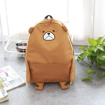 Cartoon Cute School Bag Cartoon Cute School Bag