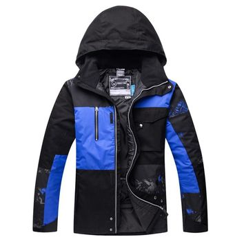 Snowboarding Waterproof Breathable Thermal jackets