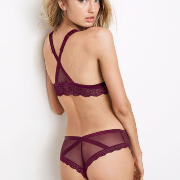 Mesh Cheeky Panty - Very Sexy - Victoria's Secret